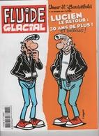 FLUIDE GLACIAL N° 389 / 11 2008 - LUCIEN LE RETOUR : 30 ANS DE PLUS ET 30 KILOS ! - Fluide Glacial