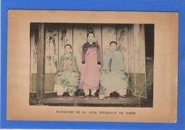 COREE - Danseuses De La Cour Impériale - Corée Du Sud