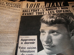 JOHNNY  HALLYDAY /BECAUD /ECOLE SEVRES VENCE  PEDAGOGIE FREINET - Informations Générales