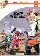 Jeugdzonden 19 - De Musketiers : Schip In De Mist (1ste Druk) 1984 - Jeugdzonden, Reeks