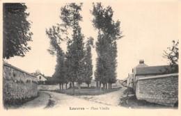95 - Val D' Oise / Louvres - 952261 - Place Vitelle - Louvres