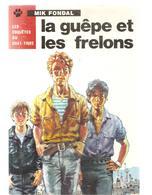 Scoutisme Signe De Piste N°199 De 1969 La Guêpe Et Les Frelons De MIK FONDAL - Scoutisme