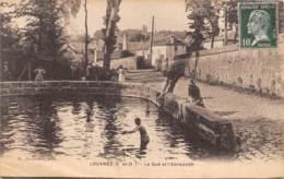 95 - Val D' Oise / Louvres - 952282 - Le Gué Et L'abreuvoir - Défaut - Louvres