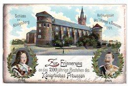 """DR, Privatganzsache """"200 Jahre Königreich Preußen"""" - Allemagne"""
