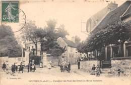 95 - Val D' Oise / Louvres - 952285 - Carrefour Des Rues Des Ormes - Louvres