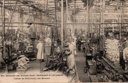 Panhard & Levassor - Atelier De Fabrication Des Moteurs - Voitures De Tourisme