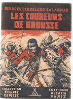 Scoutisme Signe De Piste De 1946 Les Coureurs De Brousse De GEORGES CERBELAUD SALAGNAC - Scoutisme