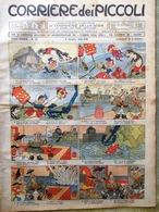 Corriere Dei Piccoli 8 Giugno 1941 Mozart Api Industriose Luna Animali Carlino - Livres, BD, Revues