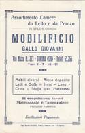 9246-CARTA ASSORBENTE-TIPOGRAFIA-MOBILIFICIO - Altri