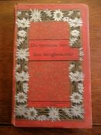 Oud Boek DE SPREEUW VAN DEN BERGBEWONER  Van  H .  Carolus Borromeus   Brugge - Livres, BD, Revues
