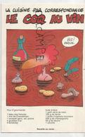 La Cuisine Par Correspondance: Le Coq Au Vin. - Recettes (cuisine)