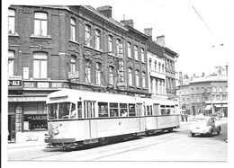 Charleroi - Ligne Fleurus-Charleroi - Tram. - Zonder Classificatie