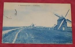 35 - Cherrueix  - Les Moulins   ----------- 489 - Francia