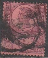 GRANDE -BRETAGNE  1887 __N° 100__ OBL  VOIR SCAN - Used Stamps