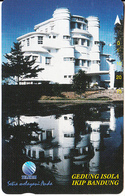 INDONESIA - Gedung Isola, Used - Paysages