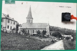 VAULX L'Eglise - France