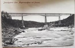Sweden Järnvägsbron Vid Forsmo - Sweden