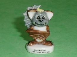"""Fèves / Autres / Divers / Halloween : Les Petits Monstre """" Petite écriture """" ( Grosse Fève ) T89 - Fèves"""