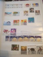 Luxembourg Lot 2001 Selection**/ MNH 1524-1529; 1539-1558 - Ongebruikt