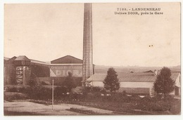 LANDERNEAU - Usine DIOR , Près La Gare - Landerneau