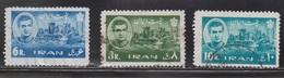 IRAN Scott # 1216-18 Used - Iran
