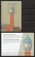 SPOORWEG 2012 // 2 GETAND PERFOR  CHEMIN DE FER NEUF // NIEUW // NEU - Railway