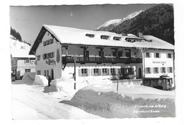 KLOSTERLE AM ARLBERG (Autriche) Cpsm Alpenhotel - Klösterle