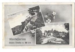 MONTEFIORINO (Italie) Carte à Deux Vues - Italia