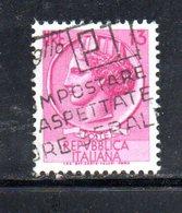 XP2630 - REPUBBLICA 1955 SIRACUSANA , 5 Lire N.763 Fil 65° Dx Usato - 6. 1946-.. Repubblica