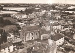Passavant Sur Layon Vue Aerienne L'eglise Et Le Bourg - Other Municipalities