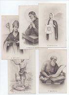 Cartoline Santi - S. Gerolamo S. Giovanni Battista S. Veronica S Alfonso Di Liguori S. Gennaro - Saints