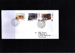 Spain 1999 Interesting  Letter - 1931-Heute: 2. Rep. - ... Juan Carlos I