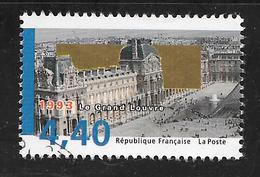 FRANCE 2852 Le Grand Louvre - Usati
