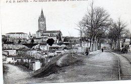 SAINTES  St Eutrope Et Cours Reverseaux - Saintes