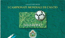 San Marino MNH Booklet - World Cup