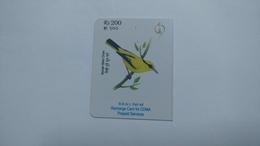 Nepal-CDMA-(prepiad Recharge Card)-(rs.200)-(12)-(261898706663136)-(1.6.2011)-used Card - Nepal