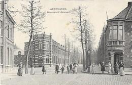 AUDENARDE (Belgique) Boulevard Gevaert Animation - Oudenaarde