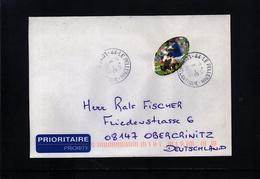 France / Frankreich 1999 Rugby Interesting Priority Letter - Rugby