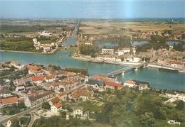 Saint Jean De Losne Vue Aerienne - Autres Communes