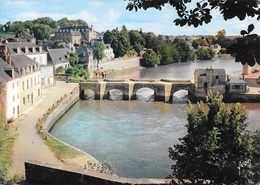 56 Auray Le Pont Saint Goustan (2 Scans) - Auray