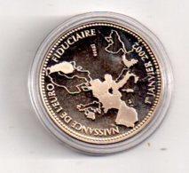 Naissance De L'Euro -1er Janvier 2002 - -voir état - Notgeld
