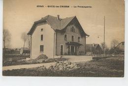GOUX LES USIERS - La Fromagerie - France