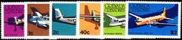 Grenada Grenadines 1976 Aircraft Unmounted Mint. - Grenade (1974-...)