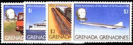 Grenada Grenadines 1979 Rowland Hill PERF 12 Unmounted Mint. - Grenada (1974-...)