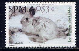 SPM - 855** - LE LIEVRE VARIABLE - Booklets