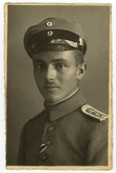 Officier,   Echtfoto - Oorlog 1914-18