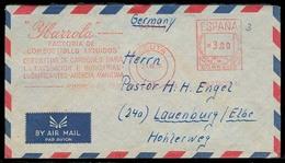 E-PROVINCIAS. 1956. Ceuta - Alemania. Sobre Franqueo. - Spanien