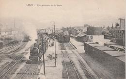 14 Lison . Vue Generale De La Gare - Other Municipalities