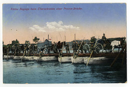 Ponton Brücke - Guerra 1914-18