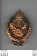 INSIGNE  GUERRE INDOCHINE  : 5° R.E.I    --- D.O.M --- DIEN BIEN PHU - Armée De Terre